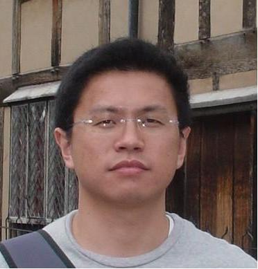 [An image of Jianhui Jin]